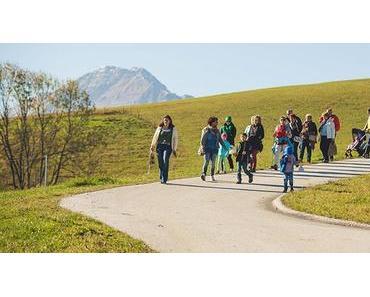 Jochis Höfe Wanderung am Nationalfeiertag – Fotos