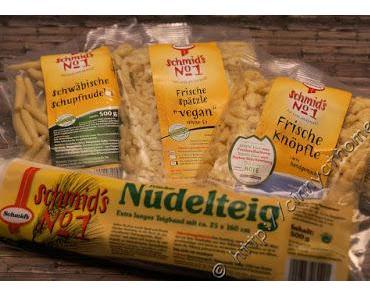 Frische Nudeln von Schmid´s No1