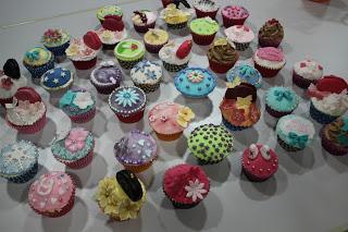 Cupcake-Desing-Kurs zum Junggesellinnenabschied