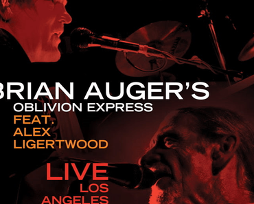 Brian Auger's Oblivion Express feat. Alex Ligertwood – Live in Los Angeles // 2 Videos