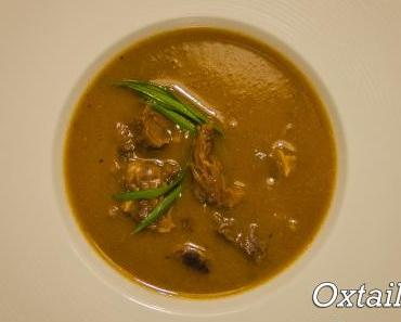 Best of British Food: Oxtail Soup (Ochsenschwanzsuppe)