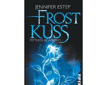 [Rezension] Frostkuss von Jennifer Estep
