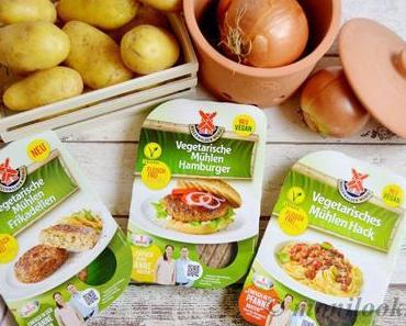 Vegetarische Burger & mehr – Rügenwalder goes Veggie