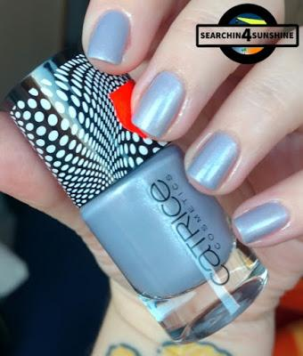 [Nails] Lacke in Farbe ... und bunt! FLIEDER mit CATRICE Doll's Collection C02 Playing in Lavender Heaven