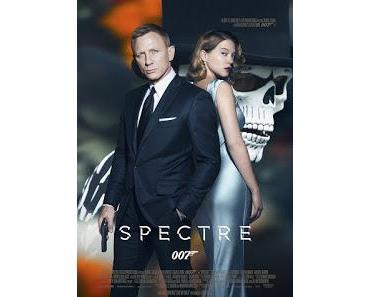 Filmkritik: «James Bond 007 - Spectre» (seit dem 5. November 2015 im Kino)