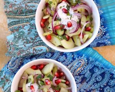 Der Beste: Orientalischer Gurkensalat