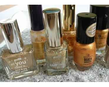 7 Shades of... Gold! - Nagellacke was sonst?!