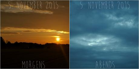 Blog + Fotografie by it's me! - Himmel am 5.11.2015