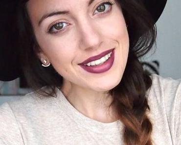 [FOTD] NYX lipcream Transylvania, matte bronzer, butter lipstick pops explosif