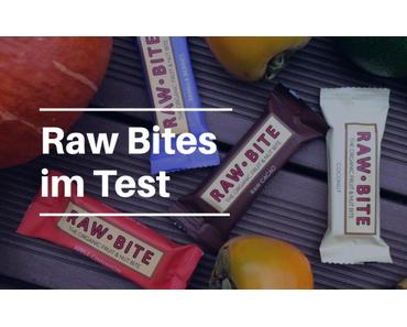 Produkttest: Raw Bites