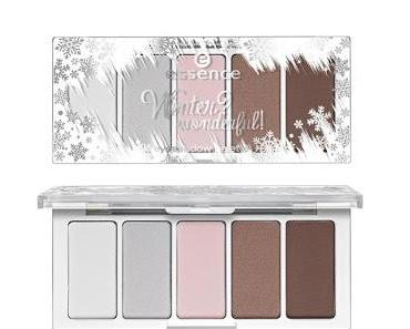 "essence trend edition ""winter wonderful!"""
