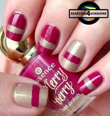 [Nails] Specialties mit essence Merry berry 03 pink & perfect