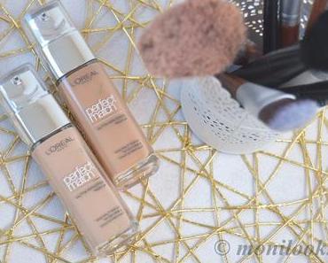 L'Oréal Perfect Match Make-Up – perfekte Anpassung