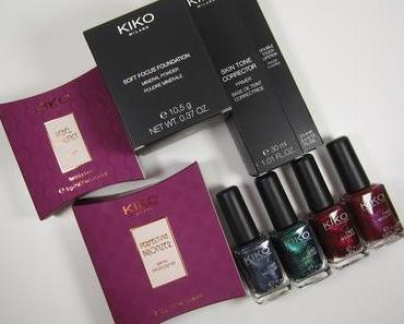 Glamour Shopping Week Haul bei Kiko
