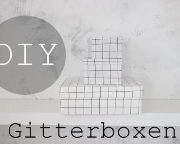 DIY Gitterbox und Utensílo
