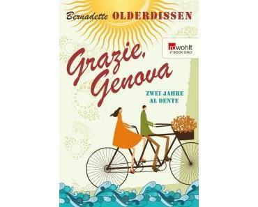 Grazie, Genova – Bernadette Olderdissen