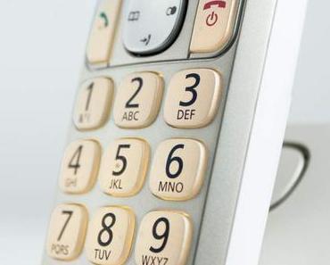 Bedienerfreundlich ausgestattete Festnetztelefone