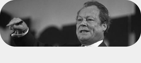 Willy Brandt (SPD), Bundeskanzler 1969-1974