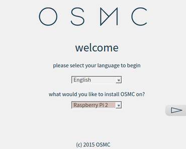 Ubuntu: OSMC Installer