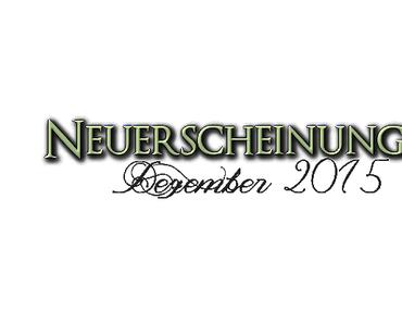 [Neuerscheinungen] Dezember 2015 (Teil 1)