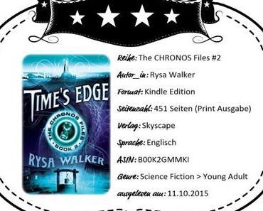 Rysa Walker – Time's Edge
