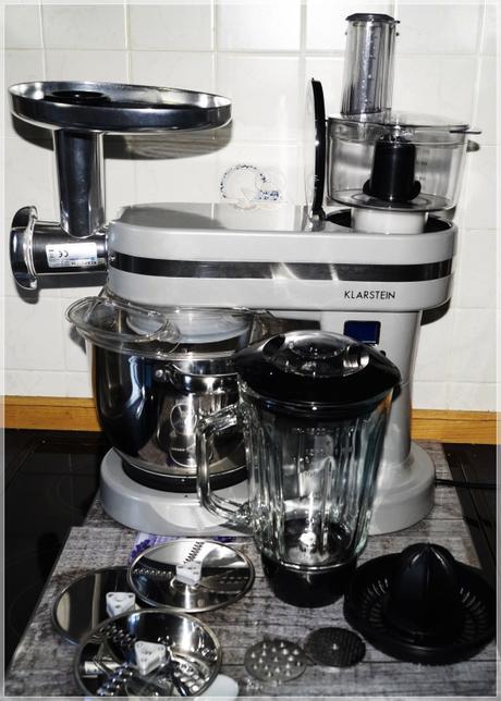 kitchenes 16 kochen mit der kitchenesse - Kochen Mit Kuchenmaschine