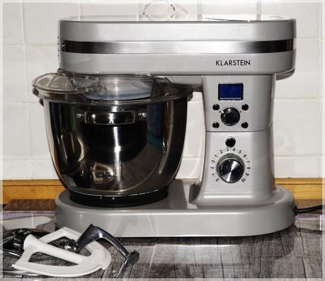 klarstein kitchenesse kochen mit der kchenmaschine - Kochen Mit Kuchenmaschine