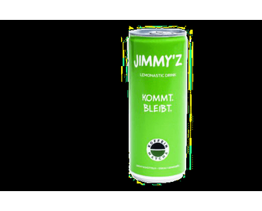JIMMY'Z Lemontastic Energy Drink