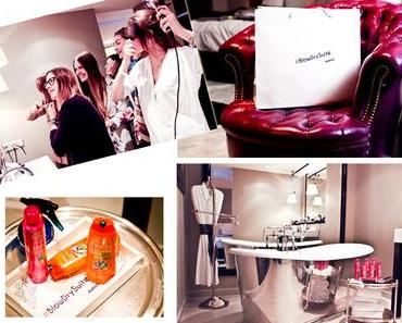 Events: Babyliss Blow Dry Suite