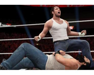 Test: WWE 2K16 – Willkommen zurück im Ring
