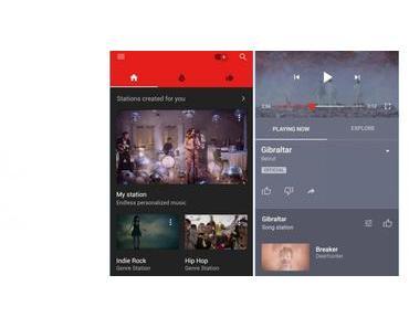 Youtube Music: die neue App für iOS und Android