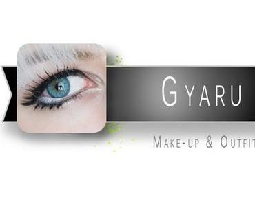 GYARU MAKE-UP & OUTFIT