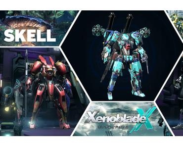 Xenoblade Chronicles X – Dolls und Skells im Überblick (spoilerfrei)