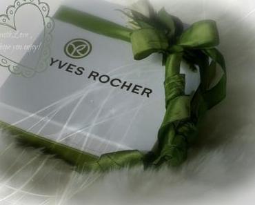 Bloggerwichteln mit Yves Rocher …weil Verschenken noch erfüllender ist als Beschenkt zu werden!