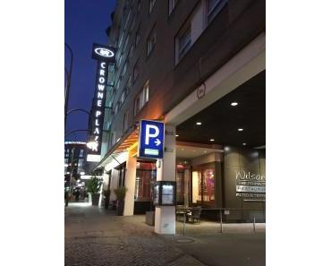 Hotel – Crowne Plaza Berlin City Centre