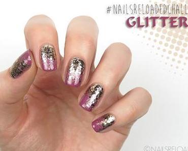 #nailsreloadedchallenge - Glitter