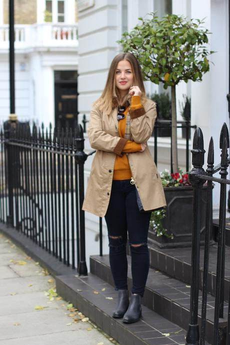 the bloggers choice november barbour 2