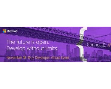 Microsofts Connect();-Konferenz zeigt Visual Studio und C# 7.0