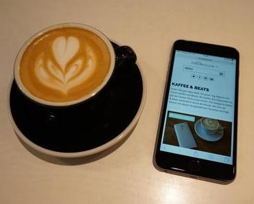 Kaffee & Beats mit AARON