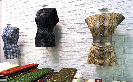 Stoffladen Barcelona Tipp Donna Teixits
