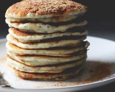 Churro-Pancakes
