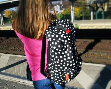 "(J)Aimee loves Rebella: Wir testen den ""I'll be back""-Rucksack"