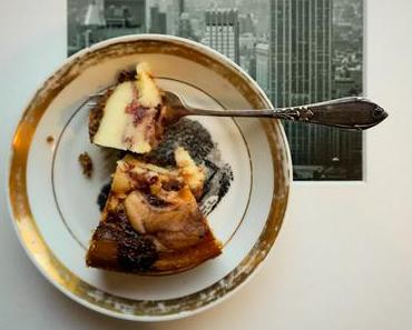 Cheesecake wie aus New York