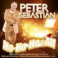 Peter Sebastian - Weihnachtskuschelbär