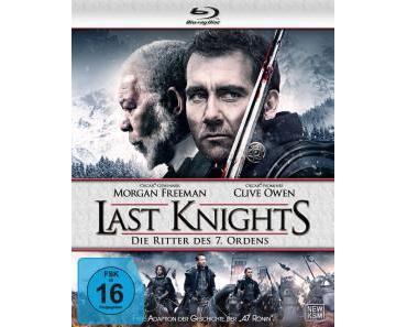 """Filmkritik """"Last Knights"""" (Blu-ray)"""