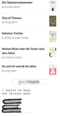 Bücherblog - Read books and fall in Love.