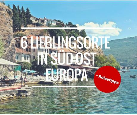 Backpacking Süd-Ost Europa Titel