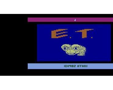Retroreview: E.T. – Das Spiel [Atari 2600]