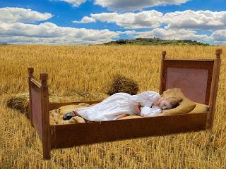 frage unwohl beim nackt schlafen