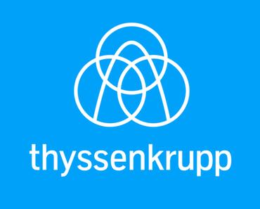 """Markenrelaunch und neues Logo für """"thyssenkrupp"""""""